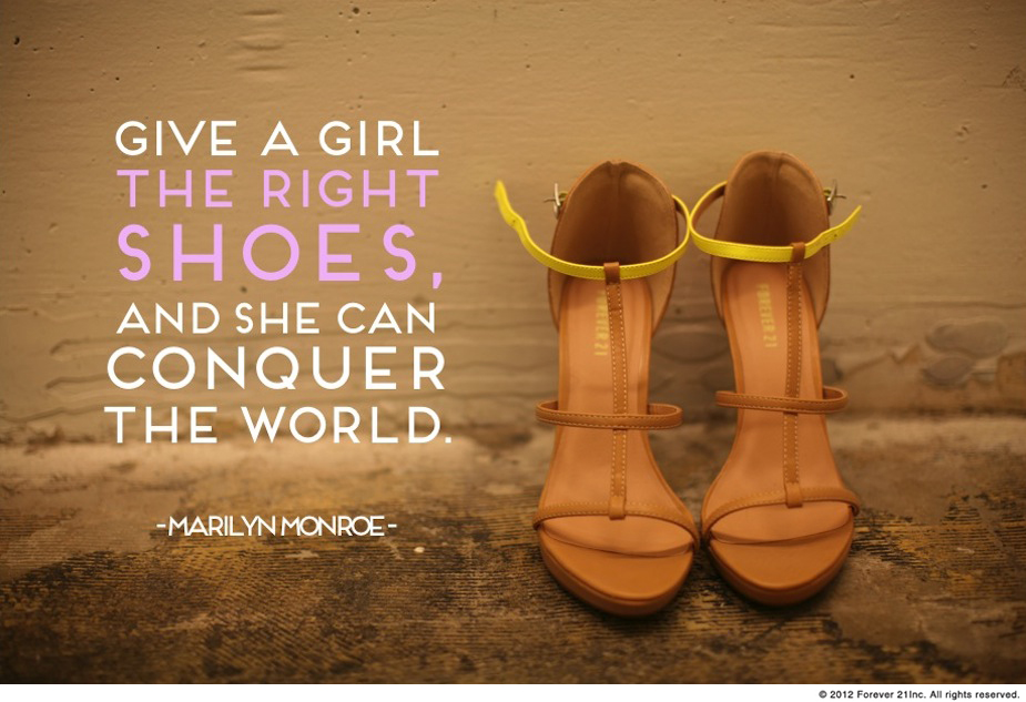 heels and sneakers quotes - photo #49